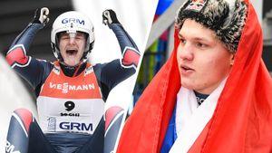 Россия досрочно победила всех на ЧМ по саням. У нас первое за 42 года золото в женском спринте