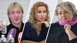 Жулин— оссоре Тутберидзе сПлющенко иТарасовой: «Выдающиеся тренеры ввязались всклоку, ажтошно»