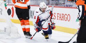 Овечкин кричал от счастья после 714-го гола в НХЛ! Его «Вашингтон» одержал волевую победу в Филадельфии