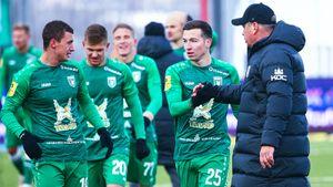 Кто такой Денис Макаров, забивший два шикарных гола за неделю. Всего два года назад он играл во второй лиге