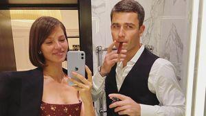 Дочь Кафельникова вышла замуж за бывшего жениха известной актрисы. Он старше Алеси на 13 лет
