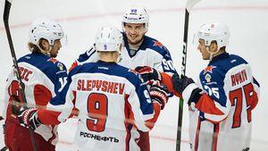 ЦСКА спасся в Казахстане за 2 минуты до сирены. Армейцы выдают победную серию, несмотря на потолок зарплат в КХЛ