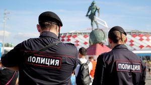 Полиция провела проверку «Открытие Арены» из-за угроз 48-летнего москвича «взорвать «Спартак»