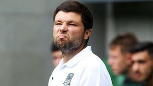 Ужасный год «Краснодара»: получили 0:5 от «Ахмата», в 8 матчах — 1 победа и 6 поражений. Мусаев покидает клуб