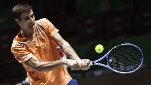 Донской победил Хана и вышел в основную сетку US Open