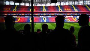 Коронавирус вМоскве: до10апреля небольше 5 тысяч натрибунах. Что будет сфутбольными матчами?