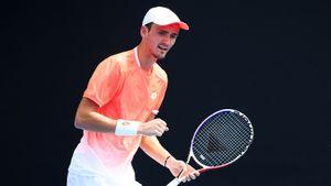 Медведев уничтожил американца на Australian Open. Он рвется навстречу Джоковичу
