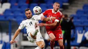 Россия в случае победы над Сербией гарантированно выйдет в высший дивизион Лиги наций