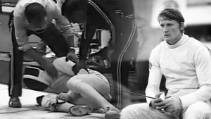 Лучшего фехтовальщика мира из СССР убили прямо на турнире. Трагическая судьба Владимира Смирнова
