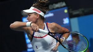 Кудерметова проиграла Мугурусе на старте теннисного турнира на Олимпиаде в Токио