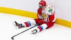 Россия окончательно опозорилась на МЧМ. После 0:5 от Канады наши проиграли финнам и остались без медалей