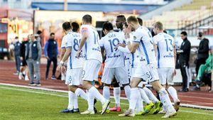 «Динамо Брест» прибило «Шахтер» и почти вышло в финал Кубка. Первый гол вы будете пересматривать