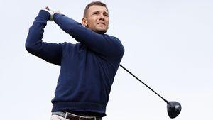 Звезды и гольф. Шевченко отметил день рождения попаданием в топ-10