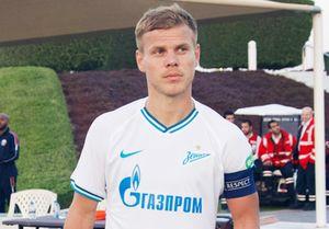 Генеральный директор «Зенита» подтвердил аренду Кокорина в«Сочи»