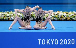 Российские синхронистки Колесниченко и Ромашина стали олимпийскими чемпионками Токио