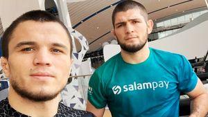 Хабиб поможет брату уверенно дебютировать в UFC. Прогноз на бой Умар Нурмагомедов — Сергей Морозов