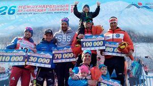 Биатлонист Логинов стал шестым в «Авачинском марафоне». Всех сделал тренер лыжной сборной