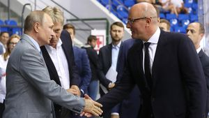 Президент КХЛ может уйти вправительствоРФ. Повышение Чернышенко— зло для нашего хоккея