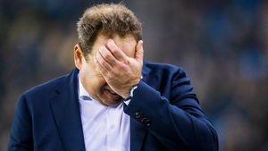 Адвокат оставил Слуцкого без еврокубков. «Витесс» проиграл финал за Лигу Европы