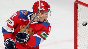 Россия обыграла Швецию наКубке Карьяла. Сошников зарешал всерии буллитов. Как это было