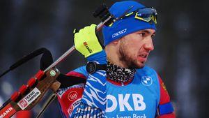 Русские биатлонисты сумели всплыть с 22-го места на 4-е. Дебютант сборной провалился, проиграв больше минуты