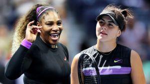 Серена Уильямс разгромила украинку Свитолину. В финале US Open ее ждет 19-летняя румынская канадка