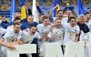 «Динамо» в 13-й раз в истории завоевало Кубок Украины. Киевляне сравнялись с «Шахтером» по количеству титулов