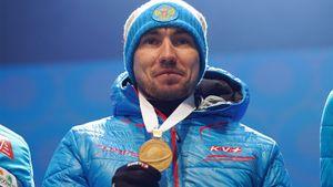 Лидер биатлонной сборной России Логинов выиграл в последний раз год назад. Как это было в Антхольце