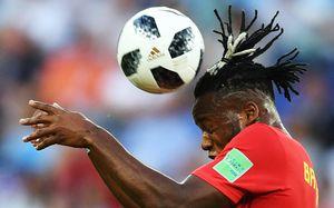 Мяч отомстил форварду сборной Бельгии. Нелепое празднование гола