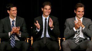 Когда Федерер, Надаль и Джокович уйдут, теннис закончится. Их пока некем менять