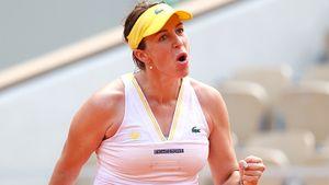 Павлюченкова — в полуфинале «Ролан Гаррос» — за 2,5 часа дожала Рыбакину. До этого проиграла 6 четвертьфиналов ТБШ