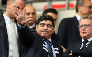 Федерация гандбола России считает Марадону гандболистом