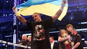 Украинского чемпиона травят за добрые отношения с Россией. Националисты против Усика