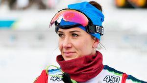 Жутко накосячившая с допингом русская биатлонистка все равно едет на соревнования. Ее простят?