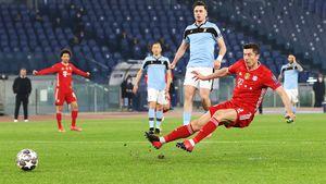 «Бавария» прибила «Лацио», топовый гол Жиру помог «Челси» победить «Атлетико» в Бухаресте. Как это было