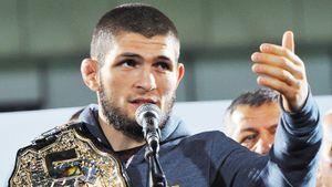 Хабиб назвал дату своего возвращения иимя возможного соперника