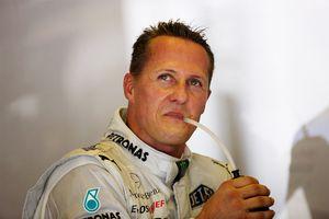 Михаэль Шумахер больше не прикован к постели. Пять лет назад он впал в кому после травмы головы