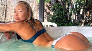 У России в плавании новый секс-символ. Шикарная блондинка из Калининграда затмила своей красотой саму Ефимову