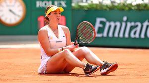 Павлюченкова упустила титул на «Ролан Гаррос»: ей помешала травма. Крейчикова— сенсационная чемпионка