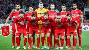 «Спартак» не умеет выигрывать решающие матчи и остался местечковой командой. «Брага» это доказала