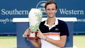 Медведев выиграл первый Мастерс в карьере и стал пятым в мире. Наших не было так высоко почти 10 лет