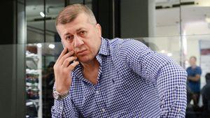 Тренеру сборной России Тедееву запретили въезд вСША. Онзаступился запокойную мать Путина