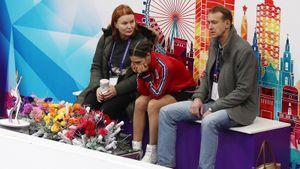 Бронзовый призер Универсиады Константинова покинула группу тренера Чеботаревой