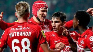 Соболев впервые в сезоне забил с игры, добыв «Спартаку» победу в Грозном. Как это было