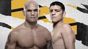 Легенды UFC тряхнут стариной и заставят фанатов рыдать. Прогноз на бой Ник Диаз— Робби Лоулер