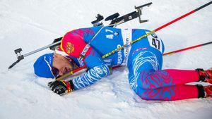 Русские биатлонисты выступают позорнее биатлонисток. У Норвегии снова весь подиум, а лучший наш — 16-й
