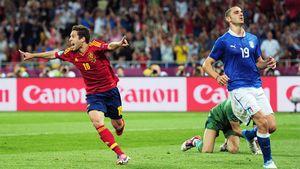 «Испания действительно непобедима». Как от Италии не оставили камня на камне в решающем матче Евро