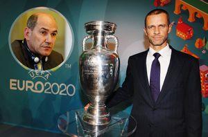 «Это преступление». Премьер-министр Словении обвинил главу УЕФА враспространении коронавируса