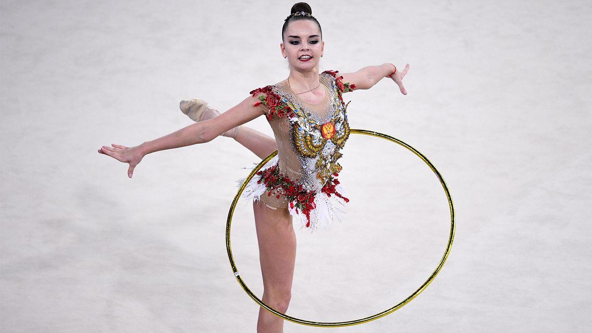 Дина Аверина стала абсолютной победительницей этапа Кубка вызова в Москве