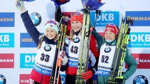 Сестра Шипулина выиграла первое золото чемпионата мира. Россия, не спеши радоваться